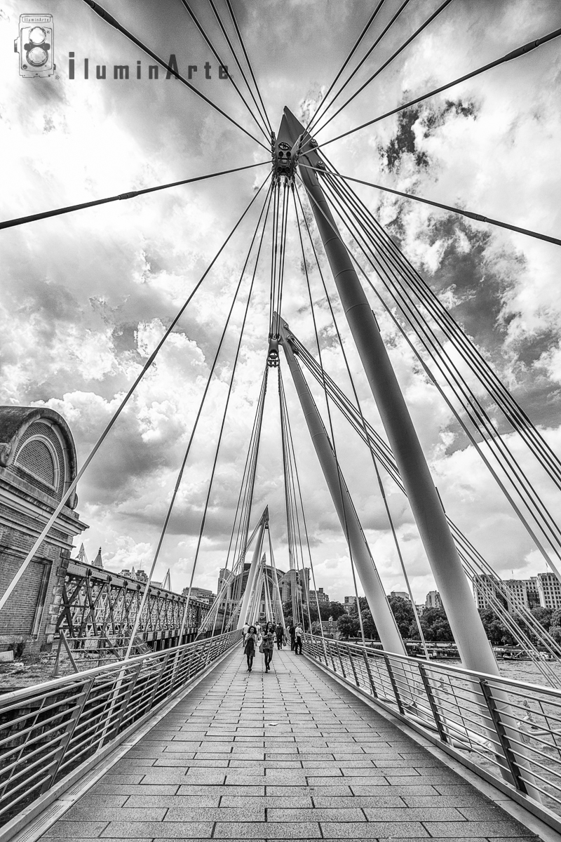 Puente Hungerford Londres